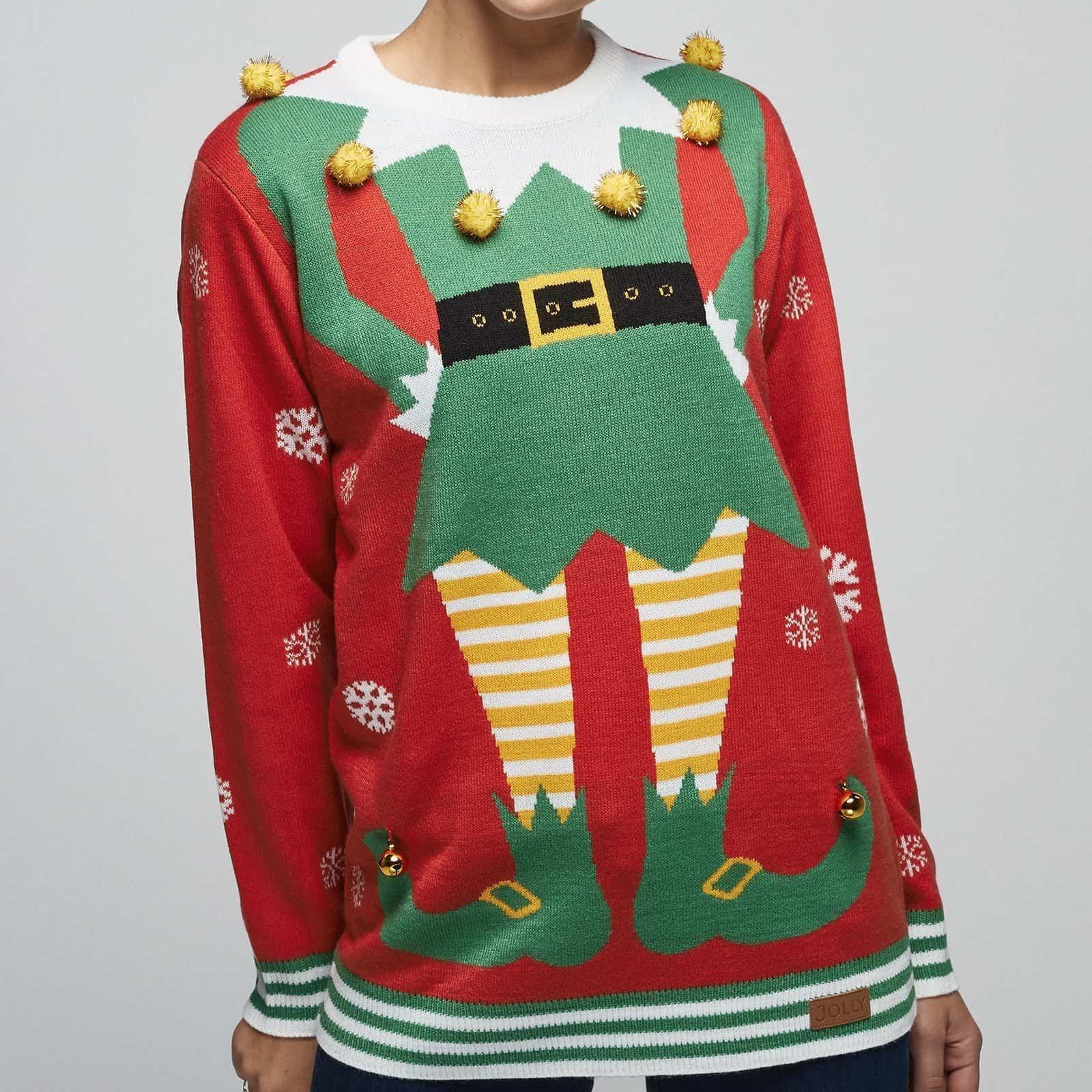 juletøj dame