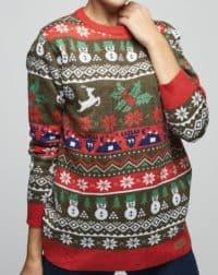 jule tøj dame