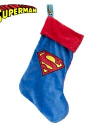 DC Superman Chrismas Stockings